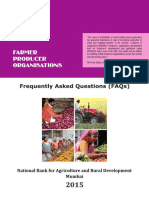 Farmer Producer Organisations