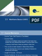 17130228 Mainframe Basics