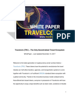 Travelcoin ICO WhitePaper 2017