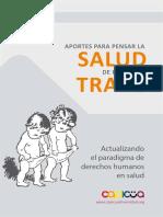 Aportes Para Pensar La Salud de Personas TRANS 2014