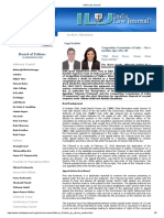 India Law Journal