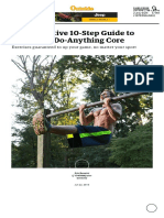 Definitive 10 Step Guide Building Do Anything Core
