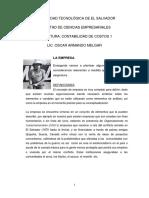 La Empresa Generalidades[1]