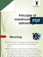 (2)PubFin_Principle of maximum social   advantage.pptx