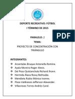 Proyecto Cono