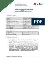 Silabo_Estadistica Matematica I_2018 Secc 414