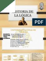 Historia de La Lógica c
