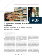 Consumidores ecológicos