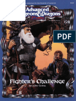 HHQ1 - Fighter's Challenge