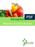 minder koolhydrate recepten invorm