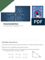 Trigonometria Presentacion Luis