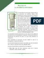 Practica 04 Analizador de Partículass