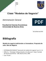 Clase UBA - Modelo de Negocios 24-4 VF