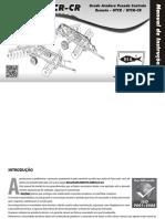 Manual de Instruções GTCR GTCR-CR