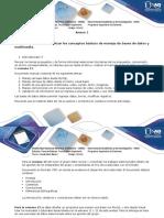Anexo 1  Paso 4 - Identificar y aplicar  los conceptos básicos de manejo de bases de datos y multimedia.pdf