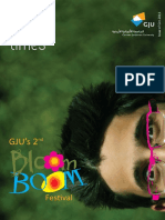 GJU 3rd Issue