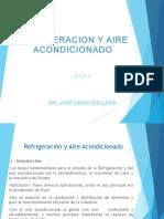 Refrigeracion y Aire Acondicionado2015