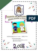 Proyecto de Articulación de Nivel Inicial y Primaria_FINALLLLLLLL