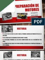 Historia Carrera
