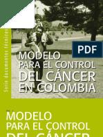 Modelo Control Cancer 2006