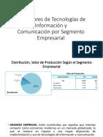 Indicadores de Tecnologías de Información