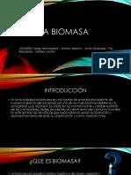 La BIOMASA.pptx