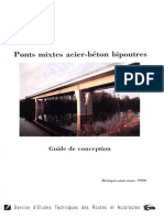 Ponts Mixtes Acier-béton Bipoutres