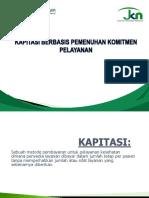 Presentasi kapitasi BPJS