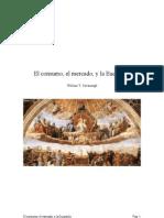 El consumo, el mercado y la Eucaristia