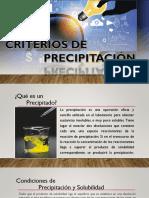 Quimica-precipitados
