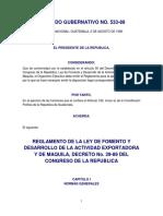 Reg. de La Ley de Bancos de Ahorro y Préstamo Para La Vivienda Familiar