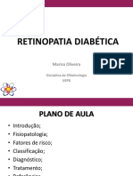 Seminário  - Retinopatia Diabética