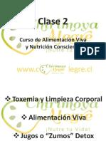 Clase 2 Alimentación Viva 2017