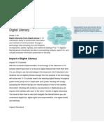 digital citzenship project  1