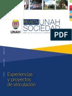 Revista Unah Sociedad II Edicion