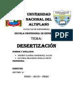 Desertizacion Original