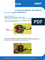 SKF - Montaje de Actuadores de Embrague Hidraulicos.pdf