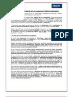 -C. Moltini- Gte. de Cablevisión- Carta a Empleados- (29/08/10)-
