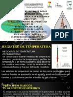 Registos de Temperatura