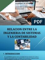 Relacion Entre Ing.sistm y Contabilidad