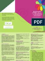 Patologias en La Infancia