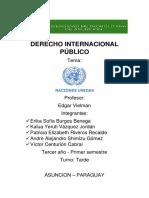 Derecho Internacional Publico Trabajo p.