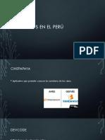 Startups en El Perú