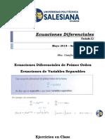 02.- Capitulo # 1.- Ecuaciones de Primer Orden [1] - P52.pptx