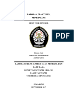 Cover Laporan Mineralogi