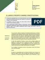 Anuncio Constitucional
