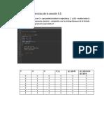 3puntos de Programacion