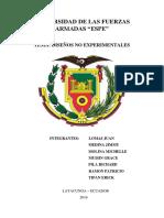 DISEÑOS NO EXPERIMENTALES-INFORME METODOLOGIA.docx