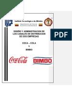 Bimbo y Coca Distribucion