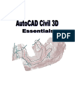 Civil 3d Road Design